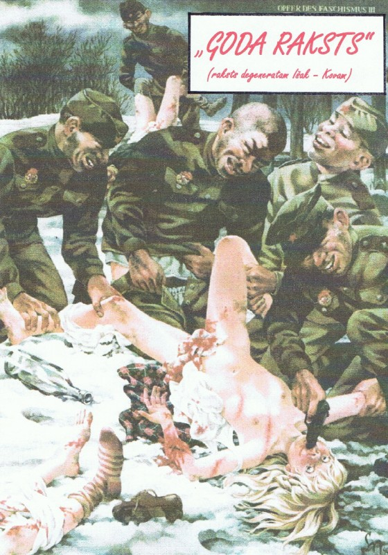 Kriev-žīdu Latvijas atbrīvootāji