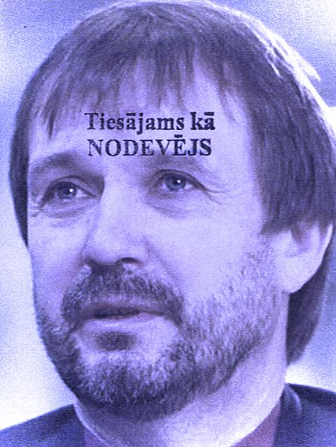 Jānis Vanags- jūdas