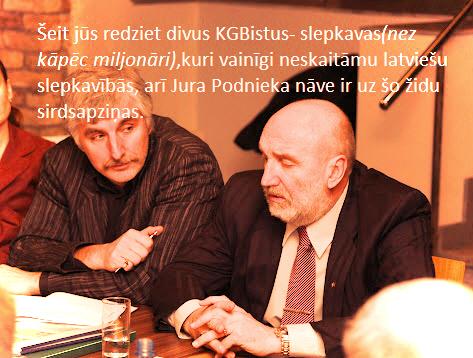 Borovkovs un Godmanis