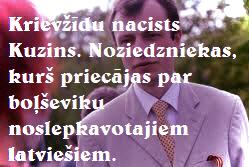 Jānis Kuzins-nacists