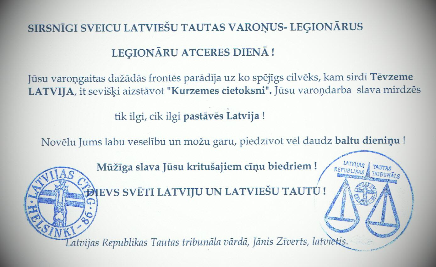 Jānis Zīverts... Latvijas Republika, Linards Grantiņš, Bitenieks , Prezidents, tauta