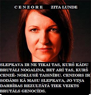 Zita Lunde, LRTT, DP, LR