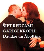 S. Āboltiņa un Daudze
