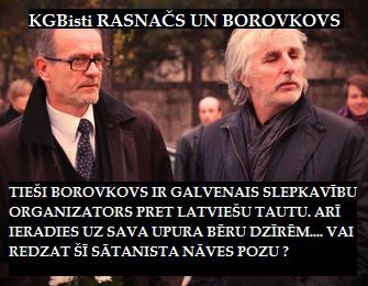 BOROVKOVS, RASNAČS, LRTT, DP,SAB