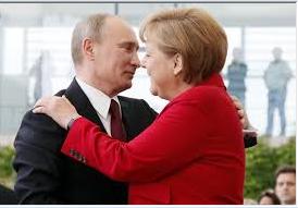 A. Merkel, V. Putin