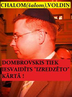 Dombrovskis, bērziņš , reiniks