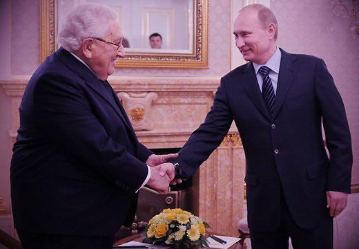 Putins un Kisindžers