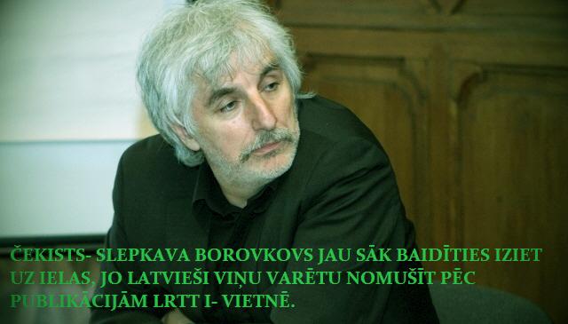 a.VARS bOROVKOVS, rEINIKS, kOZLOVSKIS