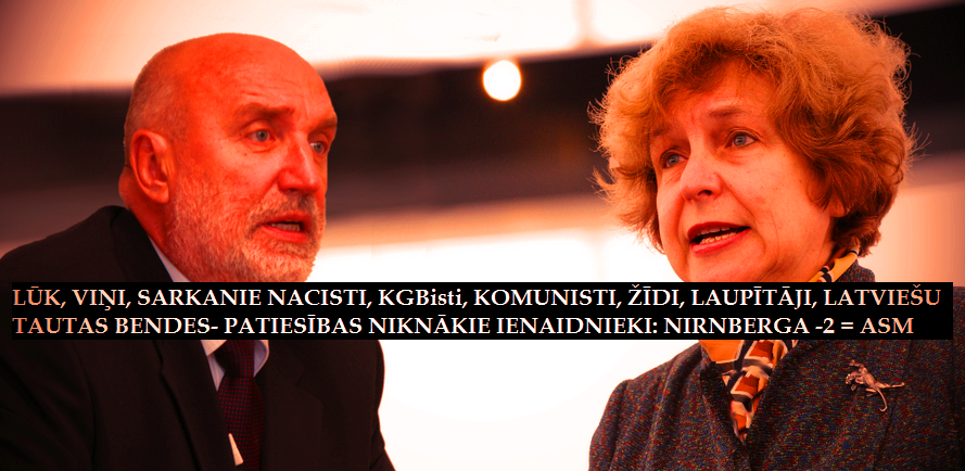 Komunisti, KGB, nacisti, slepkavas