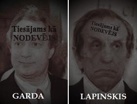 LAPINSKIS UN GARDA