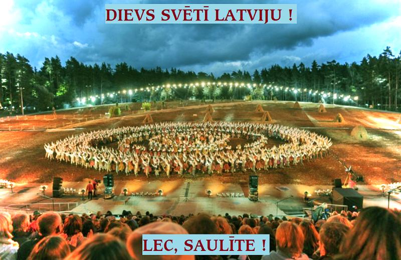Dievs svētī Latviju ! Līgo svētki, Grantiņš, Reiniks, Āboltiņa,ziedi,