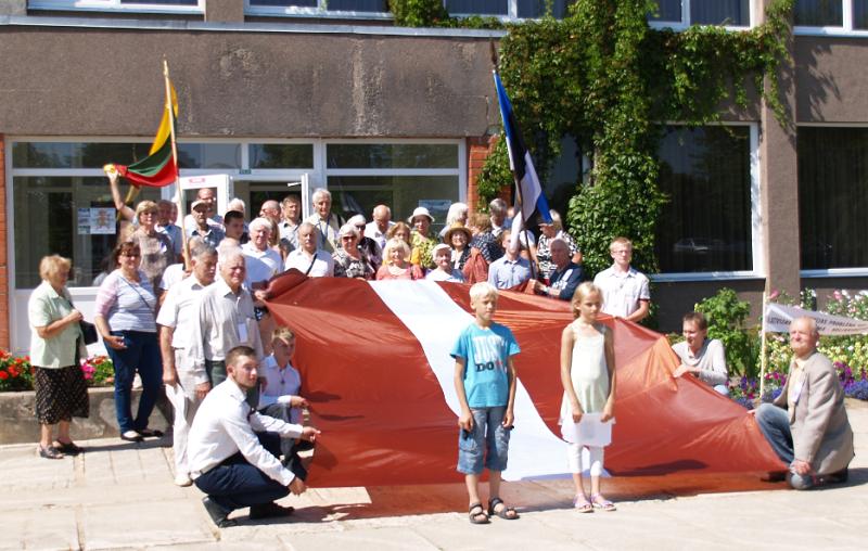 Vaivada, Latvija, Igaunija, Lietuva