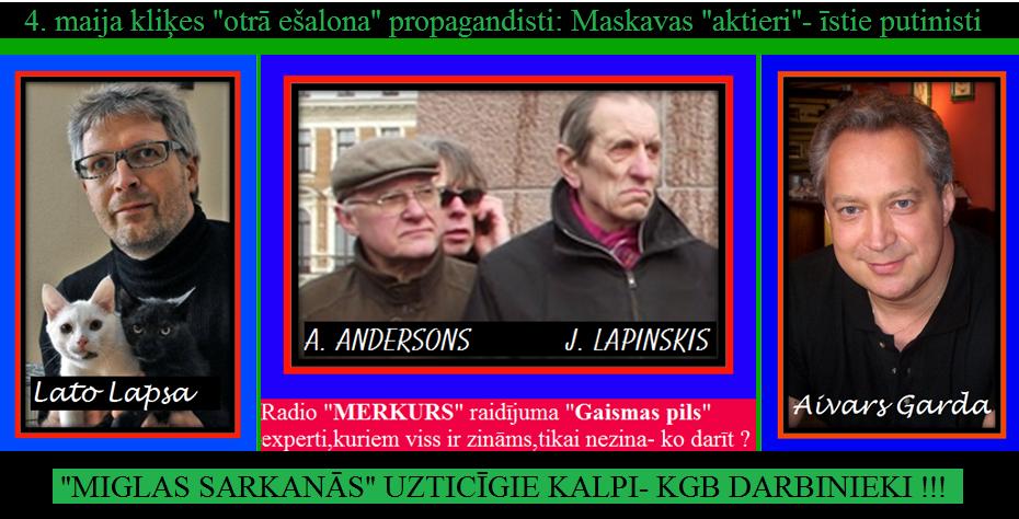 L. Lapsa, A. Andersons, J. Lapinskis,A. Garda.