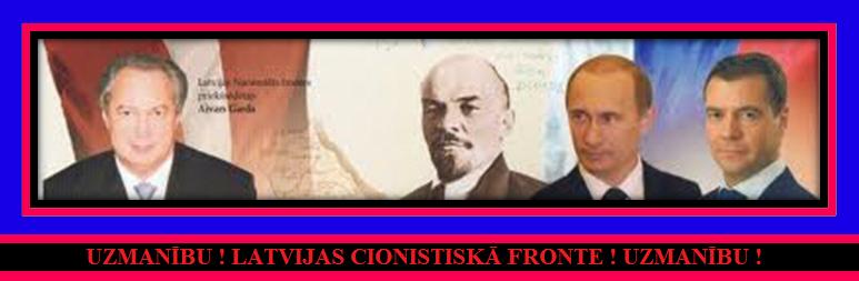 A. Garda,Ļeņins, Putins, Medvedjevs