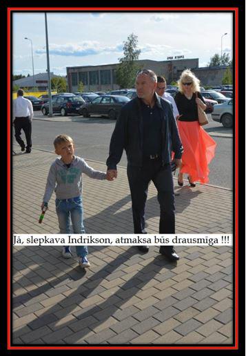 Indriksons,Savickis,Ulmanis,Borovkovs.