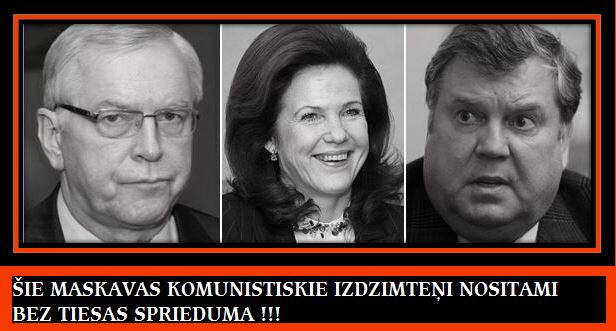 S.Āboltiņa, J. Urbanovičs, A. Brigmanis, Straujuma, Tribunāls, H-86. Grantiņš.