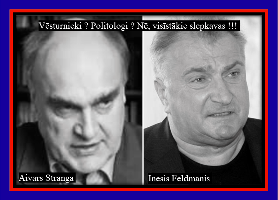Aivars Stranga, Inesis Feldmanis. Reiniks, Maizītis, Indulis Ronis,LRTT. Grantiņš.