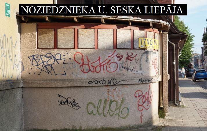Liepāja,Seskas, Hadarovičs,LRTT, Grantiņš