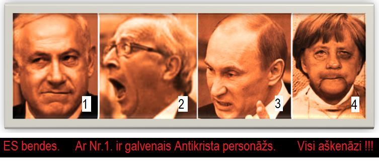 Izraēla, Latvija, Grantiņš, Merkel,Putins, Netanjau, LRTT