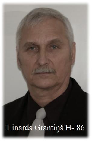 L.Grantiņš, Helsinki-86. LRTT. Saeima. Latvija. Liepāja.