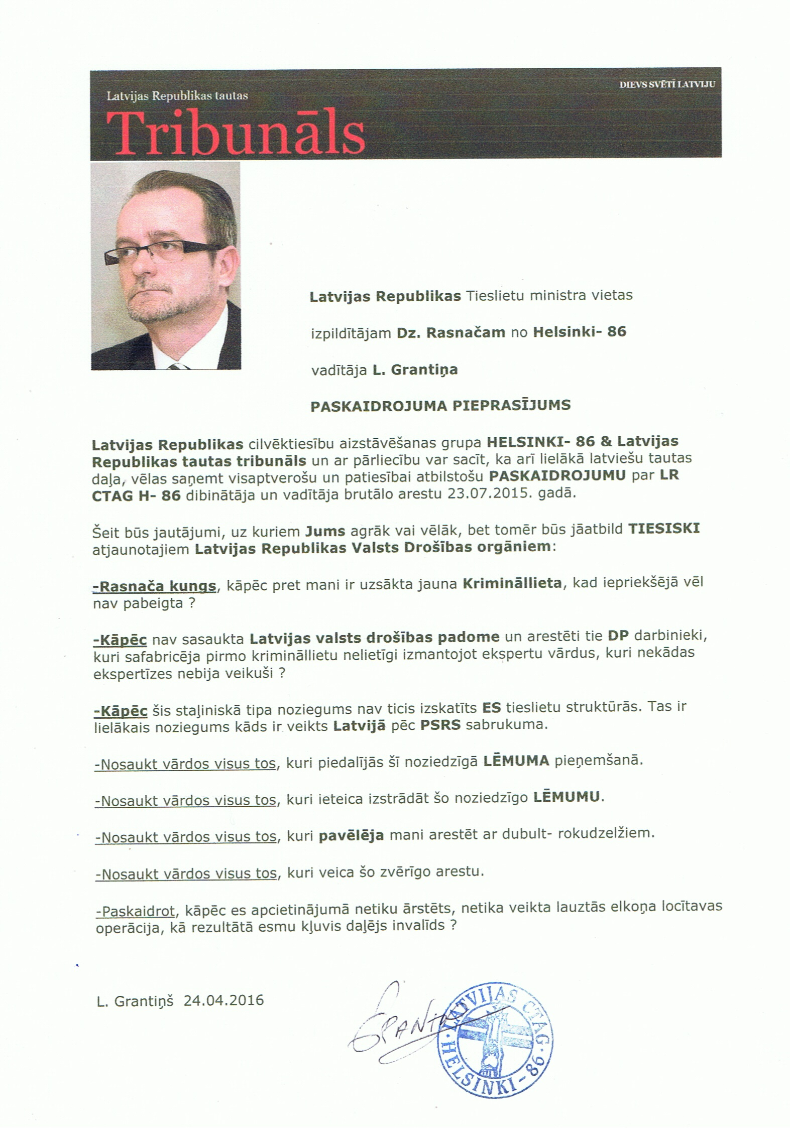 Rasnačs,Grantiņš,LRTT,Helsinki-86,iesalnieks,DP