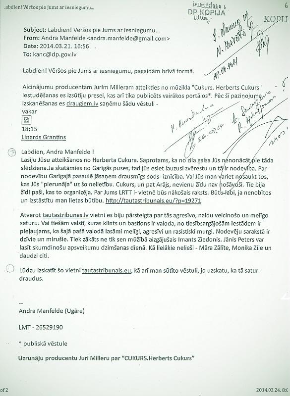 Andra Manfelde.LRTT.Herberts Cukurs