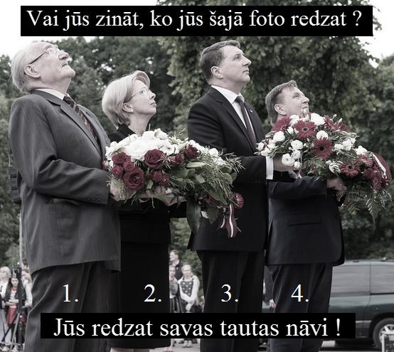 I. Mūrniece, R. Vējonis, G. Resnais, M. Kučinskis, LRTT