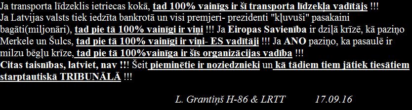 Linards Grantiņš. Helsinki- 86. Latvijas republikas tautas tribunāls.Latvieši. Latvija.