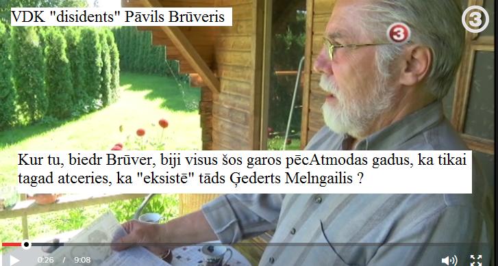 2. Pāvils Brūvris, Grantiņš. LRTT