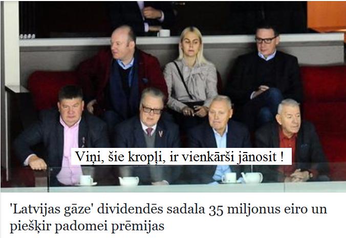 Kalvīti, Ulmanis, Seleckis,LRTT