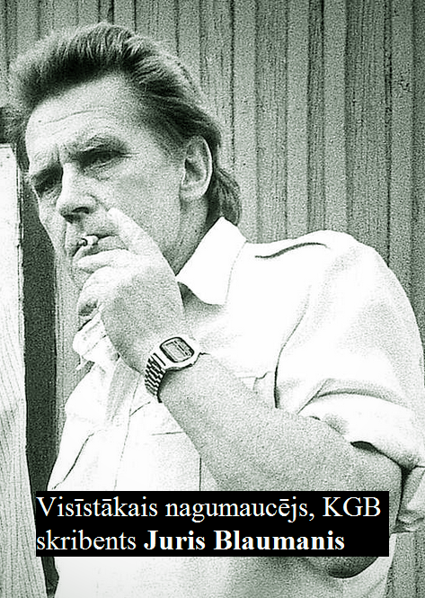 Juris Blaumanis.L.Grantiņš.E.Martuža.