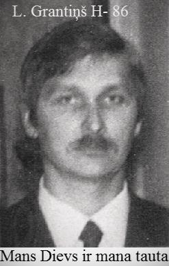 M.Briedis. L. Grantiņš, V. Eihmanis, R. Bitenieks, LRTT, Helsinki-86, Latvija, J. Zīverts, K. Ulmanis.