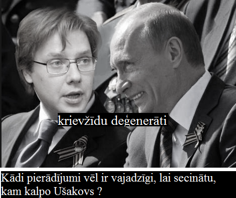 Ušakovs,Putins,LRTT