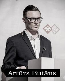 Artūrs Butāns.L. Grantiņš,LRTT.