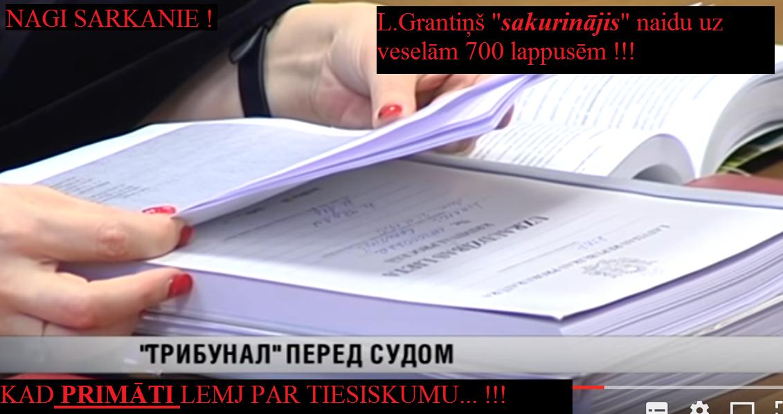 Prokurore Iluta Strautiņa,Iluta Saulīte,Grantiņš.LRTT