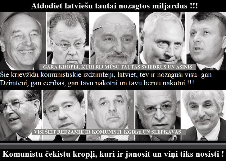 Kalniete,Veidemane.Borovkovs,Ulmanis,Kargins.LRTT
