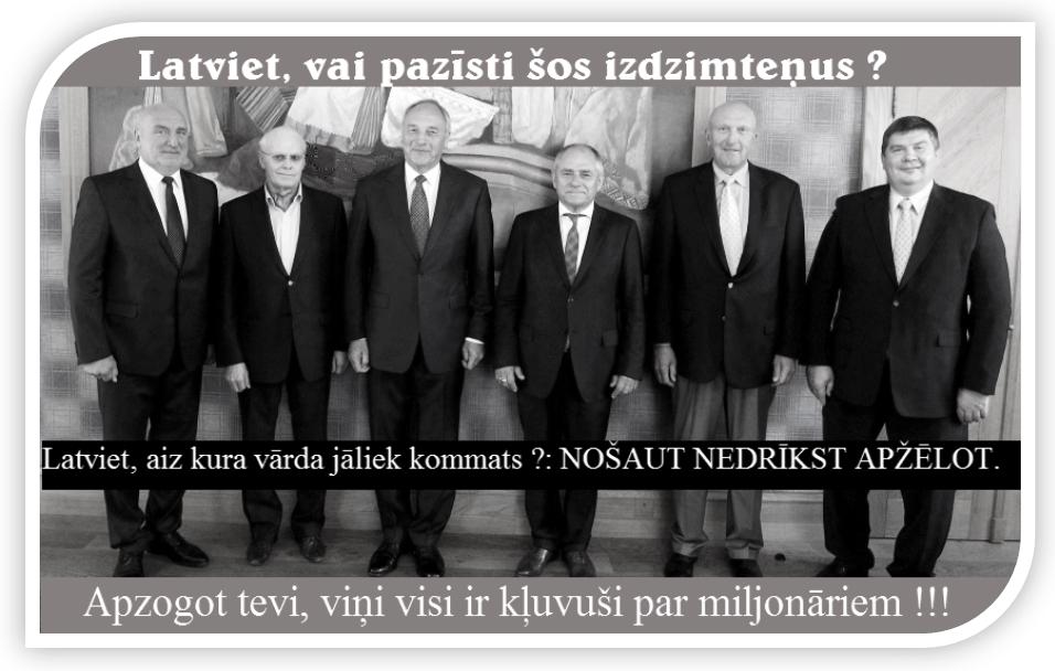 Straujuma.Ivars Godmanis, KriŠtopāns,Gailis. BĒRZIŅŠ, KALVĪTIS - Kopie