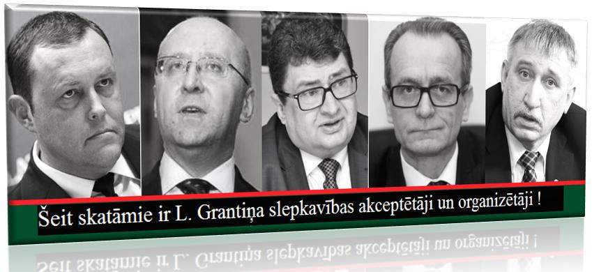 Kozlovskis,Maizītis,Mežviets,Rasnačs,Kalnmeiers,Grantiņš,LRTT