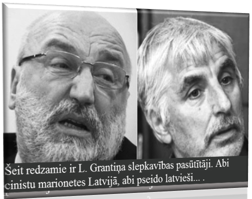 Borovkovs, Godmanis. Grantiņš.LRTT